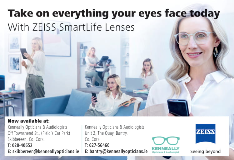 Lit - Kenneally Opticians Ad