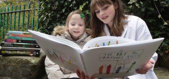 Children's Books Ireland Book Clinic