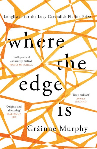 Grainne Murphy Where the edge is Book Cover