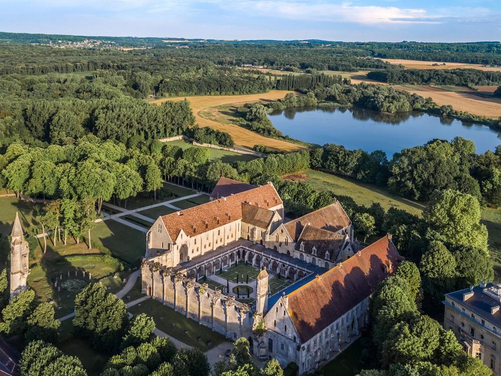 Abbaye Royaumont, Paris