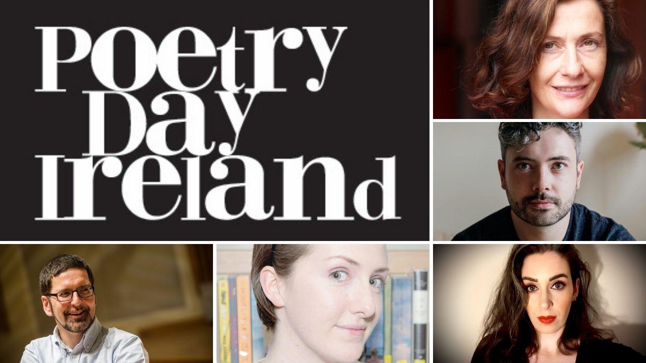 Poetry Day Ireland Event