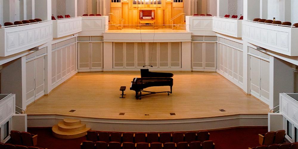 Auer Hall, Jacobs School of Music, Indiana University, Bloomington