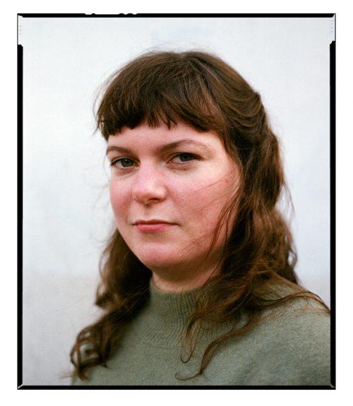 Emily Cooper, Author of Glass (Makina Books 2021)