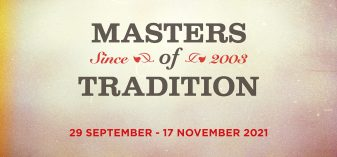 Booking now open for the 2021 Masters of Tradition
